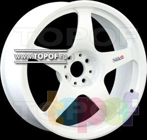 Колесные диски Slik L703S. Изображение модели #1