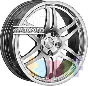 Колесные диски Slik L709. Изображение модели #1