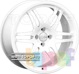 Колесные диски Slik L709W. Изображение модели #1