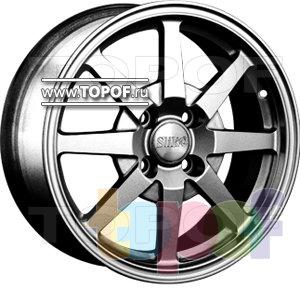 Колесные диски Slik L71. Изображение модели #1