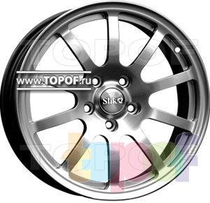 Колесные диски Slik L712. Изображение модели #1