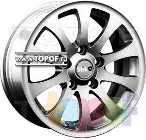 Колесные диски Slik L80. Изображение модели #1
