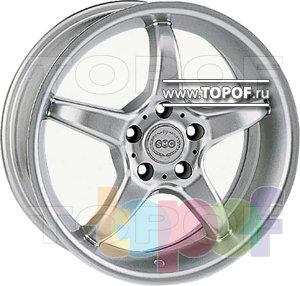 Колесные диски SMC A. Изображение модели #1