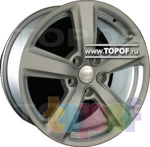 Колесные диски SMC AS6. Изображение модели #1