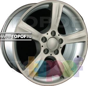 Колесные диски SMC CK. Изображение модели #1