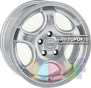 Колесные диски SMC G. Изображение модели #1
