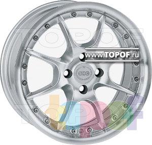 Колесные диски SMC K
