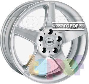 Колесные диски SMC L. Изображение модели #1