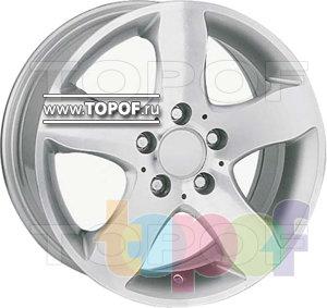Колесные диски SMC W
