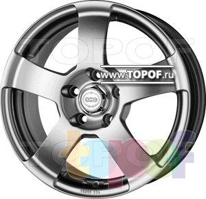 Колесные диски SMC Z. Изображение модели #1