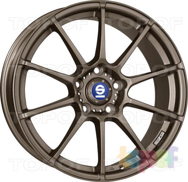 Колесные диски Sparco Assetto Gara. Изображение модели #2