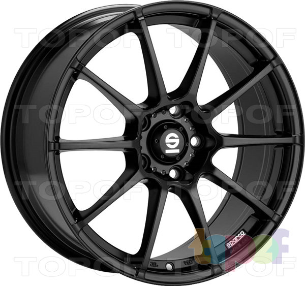 Колесные диски Sparco Assetto Gara. Изображение модели #3