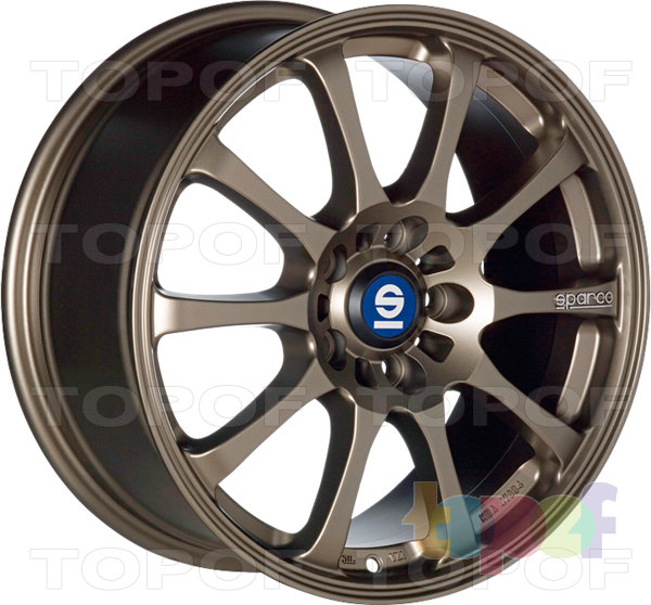Колесные диски Sparco Drift. Изображение модели #1