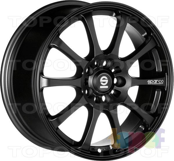 Колесные диски Sparco Drift. Изображение модели #2