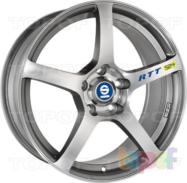 Колесные диски Sparco RTT524