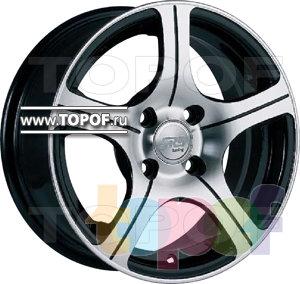 Колесные диски SRD Tuning 017. Изображение модели #1