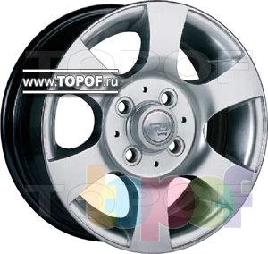 Колесные диски SRD Tuning 024. Изображение модели #1