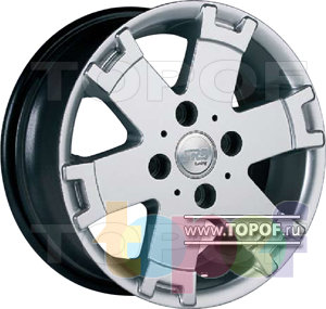 Колесные диски SRD Tuning 092. Изображение модели #1