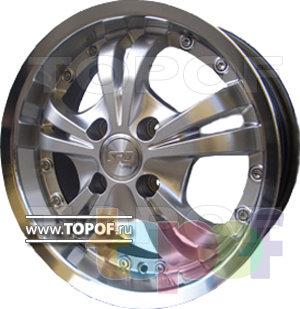 Колесные диски SRD Tuning 132. Изображение модели #1