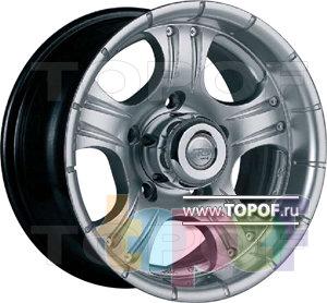 Колесные диски SRD Tuning 211. Изображение модели #1