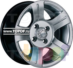 Колесные диски SRD Tuning 212. Изображение модели #1