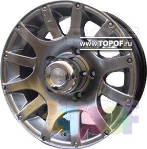 Колесные диски SRD Tuning 218. Изображение модели #1