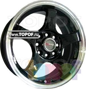 Колесные диски SRD Tuning 406. Изображение модели #1