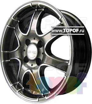 Колесные диски SRD Tuning 453