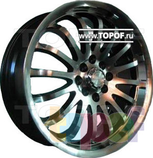 Колесные диски SRD Tuning 601