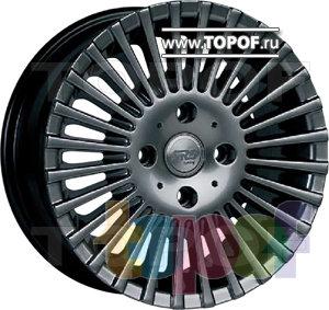 Колесные диски SRD Tuning T001. Изображение модели #1