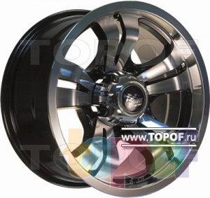 Колесные диски SSW S014 Cyclone. Изображение модели #1