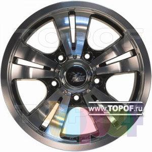 Колесные диски SSW S014 Cyclone. Изображение модели #2