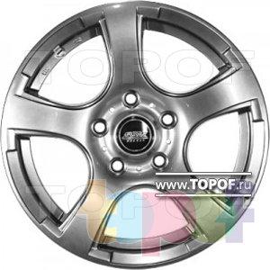 Колесные диски SSW S016 Torque. Изображение модели #2