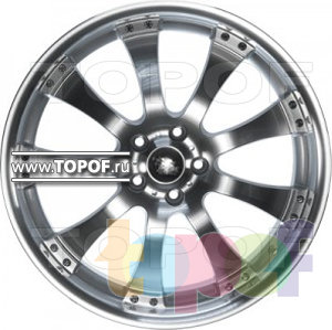 Колесные диски SSW S018 Infinitum. Изображение модели #2