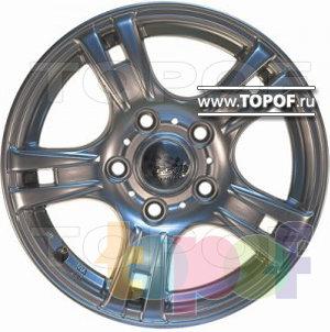Колесные диски SSW S020 Quest. Изображение модели #2