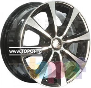 Колесные диски SSW S021 Frost. Изображение модели #1