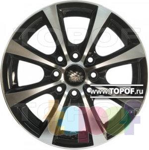 Колесные диски SSW S021 Frost. Изображение модели #2