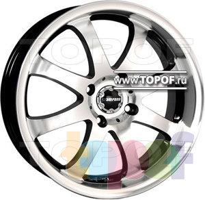 Колесные диски SSW S022 Cynik. Изображение модели #1