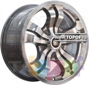 Колесные диски SSW S027 Valour. Изображение модели #1