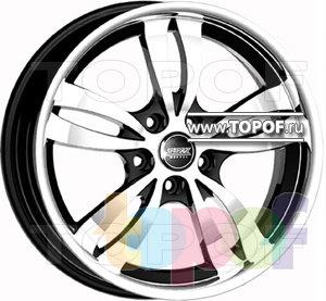 Колесные диски SSW S043 Sinara. Изображение модели #1