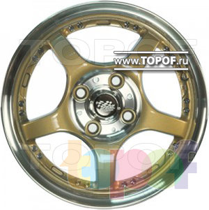 Колесные диски SSW S044 Neo. Изображение модели #2