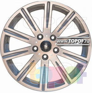 Колесные диски SSW S069 Dazzle. Изображение модели #2