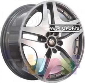 Колесные диски SSW S088 Tango. Изображение модели #1