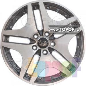Колесные диски SSW S088 Tango. Изображение модели #2