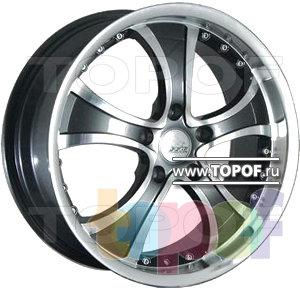 Колесные диски SSW S090 Escudo. Изображение модели #1