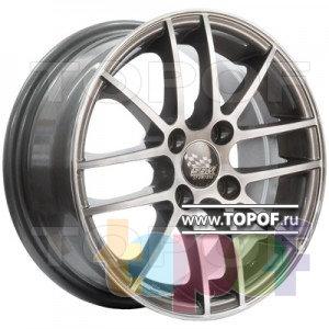 Колесные диски SSW S094 Ruzz. Изображение модели #1