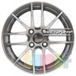 Колесные диски SSW S094 Ruzz. Изображение модели #2