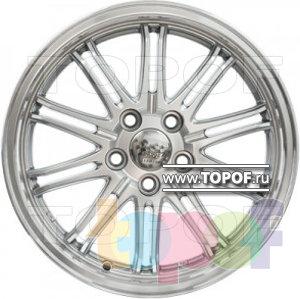 Колесные диски SSW S095 Tempt. Изображение модели #2