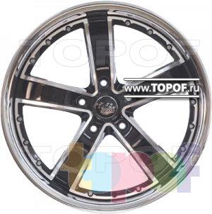 Колесные диски SSW S098 Magnet. Изображение модели #2