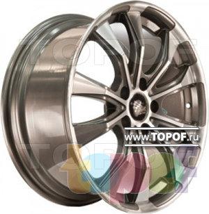 Колесные диски SSW S101 Burly. Изображение модели #1